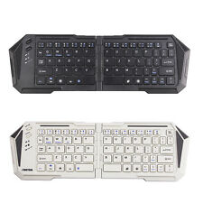 Folding Portable Wireless Bluetooth Keyboard Keypads For Phone Laptop Tablet PC