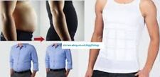 As Seen On TV Black/White Man Slimming Body Shaper Vest Birthday Valentine Gift