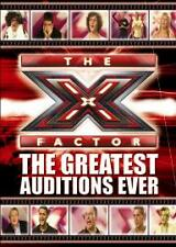 X Factor - The Greatest Auditions Ever (DVD, 2005) - FAST & FREE UK DELIVERY