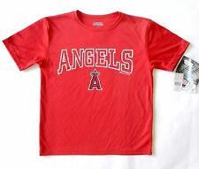 "Authentic Licensed Youth ""ANGELS"" Baseball T-SHIRT -NWT"