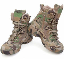 Camouflage Boots Special High Combat Tactical Boots Hunting Insulated Footwear