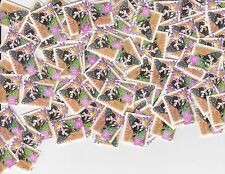 Australia 1997 $1 GREASY BUTTERFLY High Value Bulk lot of 100 stamps!