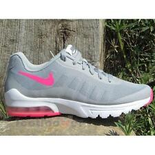 Shoes Nike Air Max Invigor Gs 749575 002 running woman Wolf Gray Hyper Pink