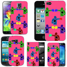 motif case cover for many Mobile phones -  blush colourful boxers