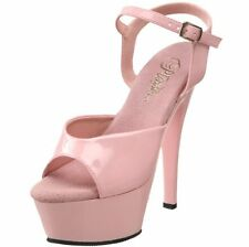 Pleaser - KISS-209/BP/M Womens Platform Sandal- Choose SZ/Color.
