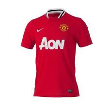 Nike Men's 2011-12 MANCHESTER UNITED HOME JERSEY Red 423932-623 a4
