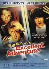 ●● BILL & TED'S EXCELLENT ADVENTURE ●● (DVD, 2004) Alex Winter, Keanu Reeves