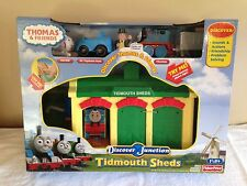 New Thomas & Friends - Discover Junction - Tidmouth Sheds - with Sound