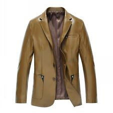 Genuine Leather Motorcycle biker Jacket For Men, Formal Jacket In All Size