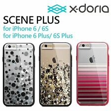 X-doria Scene Plus Fitted Case for Apple iPhone 6 S / 6S Plus with Protector US