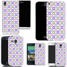 art case cover for various Mobile phones - ringed heart silicone