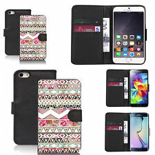 pu leather wallet case for many Mobile phones - soul frame