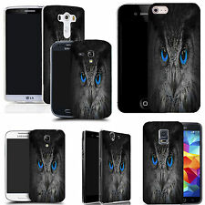 pictoral case cover for most Popular Mobile phones  -  mysterious owl