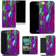 gel case cover for many mobiles  - impressionistic silicone