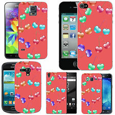 motif case cover for many Mobile phones -  blush colourful falling cherries