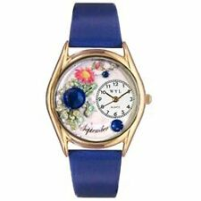 WHIM-C0910009-Whimsical Watches Womens C0910009 Classic Gold Birthstone: Septem