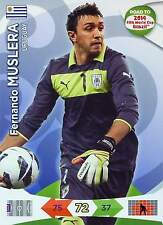 PANINI ROAD TO FIFA WORLD CUP BRAZIL 2014 - URUGUAY - Single Cards or Set