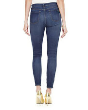 NWT JUICY COUTURE Black Label Core Blue Dark Wash Skinny Jeans  $148