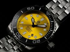 Deep Blue Herrenuhr Sea Ram 500 Collection Automatic 500 SRABE