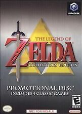 THE Legend of Zelda Collector's Edition COMPLETE Nintendo GameCube GAME
