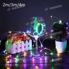 String Fairy Lights Colorful LED Indoor/Outdoor Party String Lights Home Pub