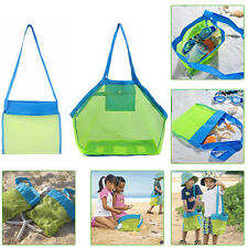 Beach Bag Pack Pouch Box Tote Portable Carrying Toys Beach Children Toy Bag