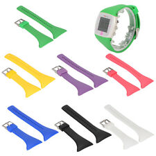 Fashion Silicone Rubber Watch Band Wrist Strap For POLAR FT4 FT7 Fitness Watch