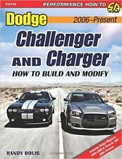 How to Build & Modify Dodge Challenger & Charger Manual + Magnum & Chrysler 300