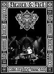Heaven And Hell - Live From Radio City Music Hall (DVD, 2007) w/ Slipcover (D338