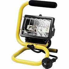 Arlec PORTABLE HALOGEN WORKLIGHT Weather Resistant *Aust Brand - 150W Or 500W