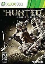 Hunted: The Demon's Forge (Microsoft Xbox 360, 2011)