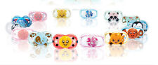 New RaZbaby Pacifier Keep It Kleen Pacifiers Baby Infant You Pick Colors