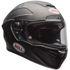 Bell Pro Star Matte Black Full Face Motorcycle Helmet - Fast & Free Shipping
