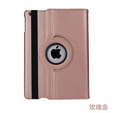 Folio 360° Rotating Leather Case For Apple ipad 5 Tablet Flip Smart Stand Cover