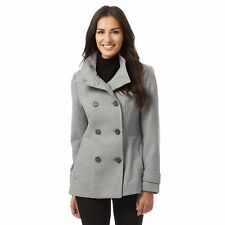 The Collection Womens Grey Reefer Jacket From Debenhams