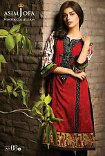 Pakistani Shalwar Kameez Asim Jofa AJV-03A Stitched/Un-Stiched Suit for Winter