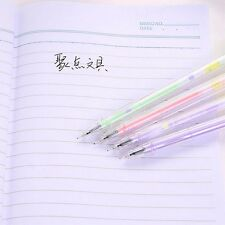 Sheep Head Design Black Ink Gel Pen Stationery Free Shipping