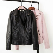 Women Plus Size 4XL Winter Women Jacket Leather Jacket Wear Female Outerwear