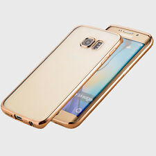 Pop ShockProof Silicone Rubber Clear Case Cover For Samsung Galaxy Models 1 Pcs