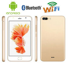 "K3 Smartphone Quad Core Android Bluetooth WiFi Unlocked 5.5"" 1G+8GB 8MP SIM GSM"