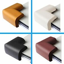 Baby Infant Safety Desk Table Foam Corner Edge Protector Cover Guard Cushions 4X