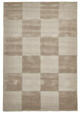 NEW Wool Hand Loomed Rug - Box Taupe