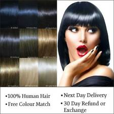Remy Clip in Fringe/ Bangs Human Hair Extensions