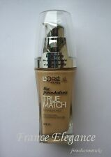 L`oreal PERFECT MATCH Make-up / True Match Foundation D3 W3 Golden Beige Loreal
