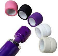 Replacement Head Cap for Magic Wand Massager Vibrator Attachment Hitachi 5Colors