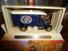 Matchbox Models of Yesteryears Great Beers 1926 Ford TT Van Anchor Steam