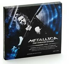 Metallica: The Thrash Stash by Editor of Prog Rock Magazine Jerry Ewing