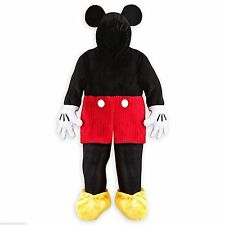 Disney Store Mickey Mouse Clubhouse Disney Junior Plush Child Boy's Costume