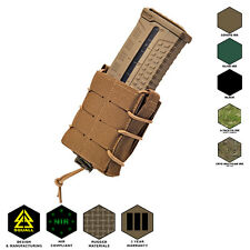 SINGLE QUICK MAG POUCH SUIT 5.56mm & AK MAGS FOR MOLLE CHEST RIGS M16 M4 AR