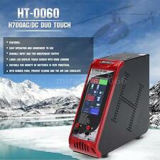 HTRC HT-0060 H700AC/DC DUO TOUCH 700W Balance Charger/Discharger V3X3